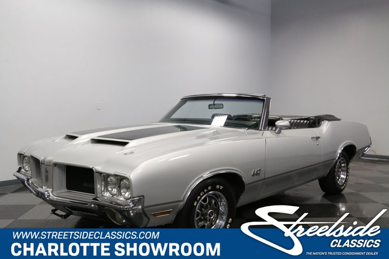 For Sale: 1971 Oldsmobile 442