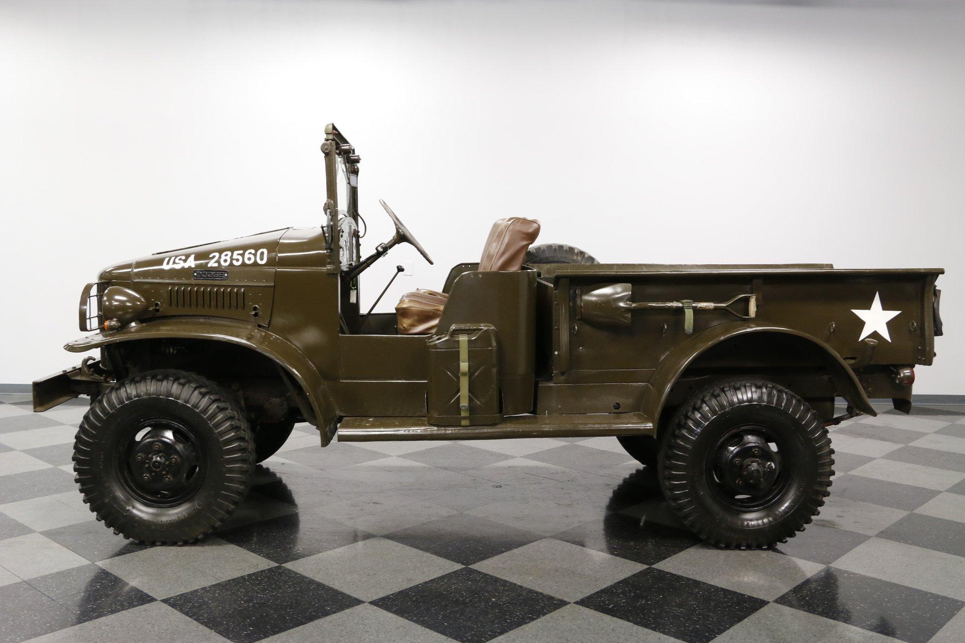 1941 dodge wc3 1 2 ton 4x4