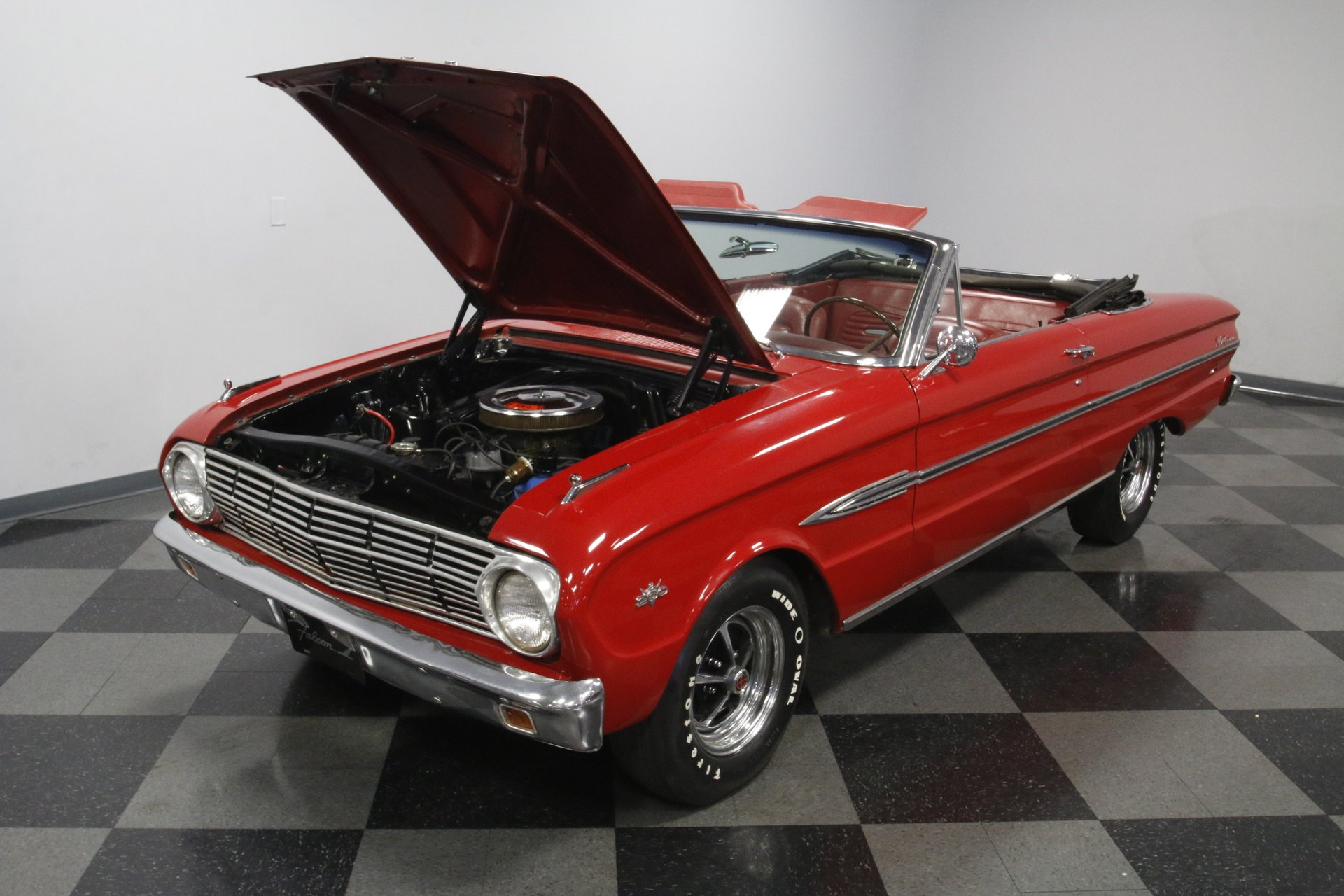 1963 Ford Falcon | Streetside Classics - The Nation's Trusted