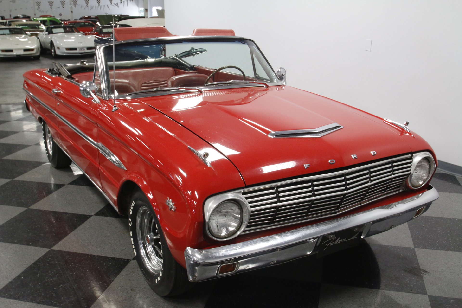 1963 Ford Falcon | Streetside Classics - The Nation's