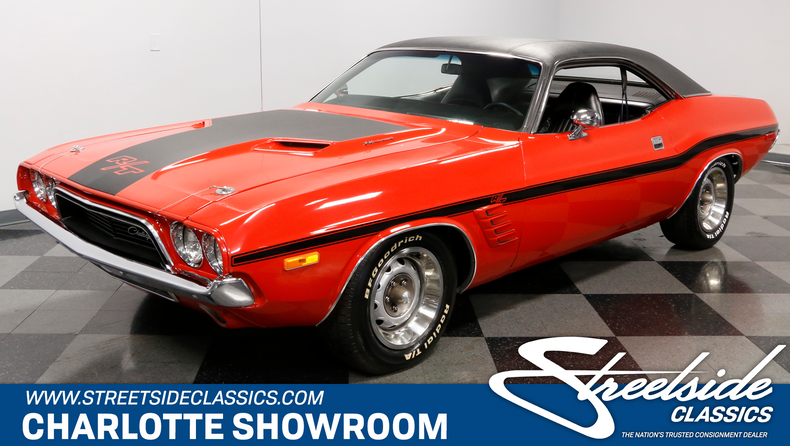For Sale: 1974 Dodge Challenger