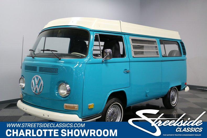 For Sale: 1972 Volkswagen Westfalia Van