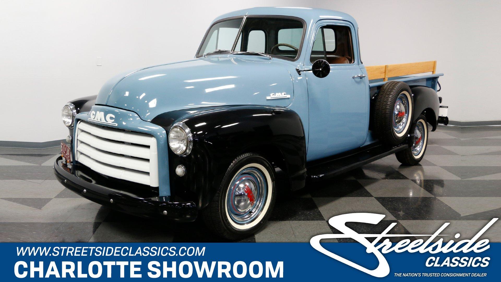 1952 gmc 100 5 window