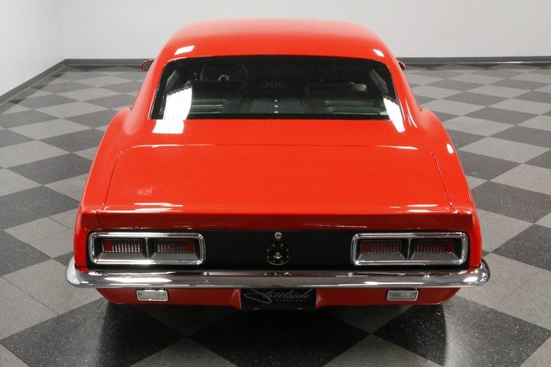 1968 Chevrolet Camaro 31