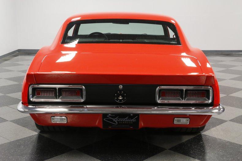 1968 Chevrolet Camaro 32