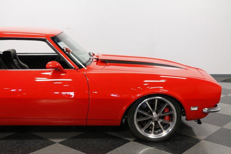 1968 Chevrolet Camaro 38