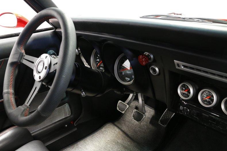 1968 Chevrolet Camaro 64