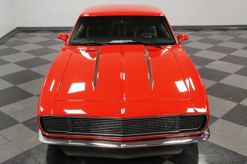 1968 Chevrolet Camaro 41