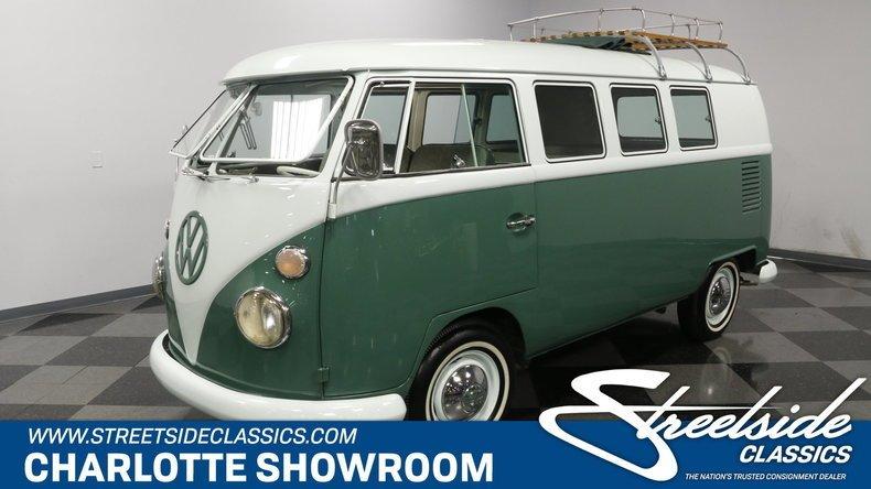 For Sale: 1966 Volkswagen Type 2