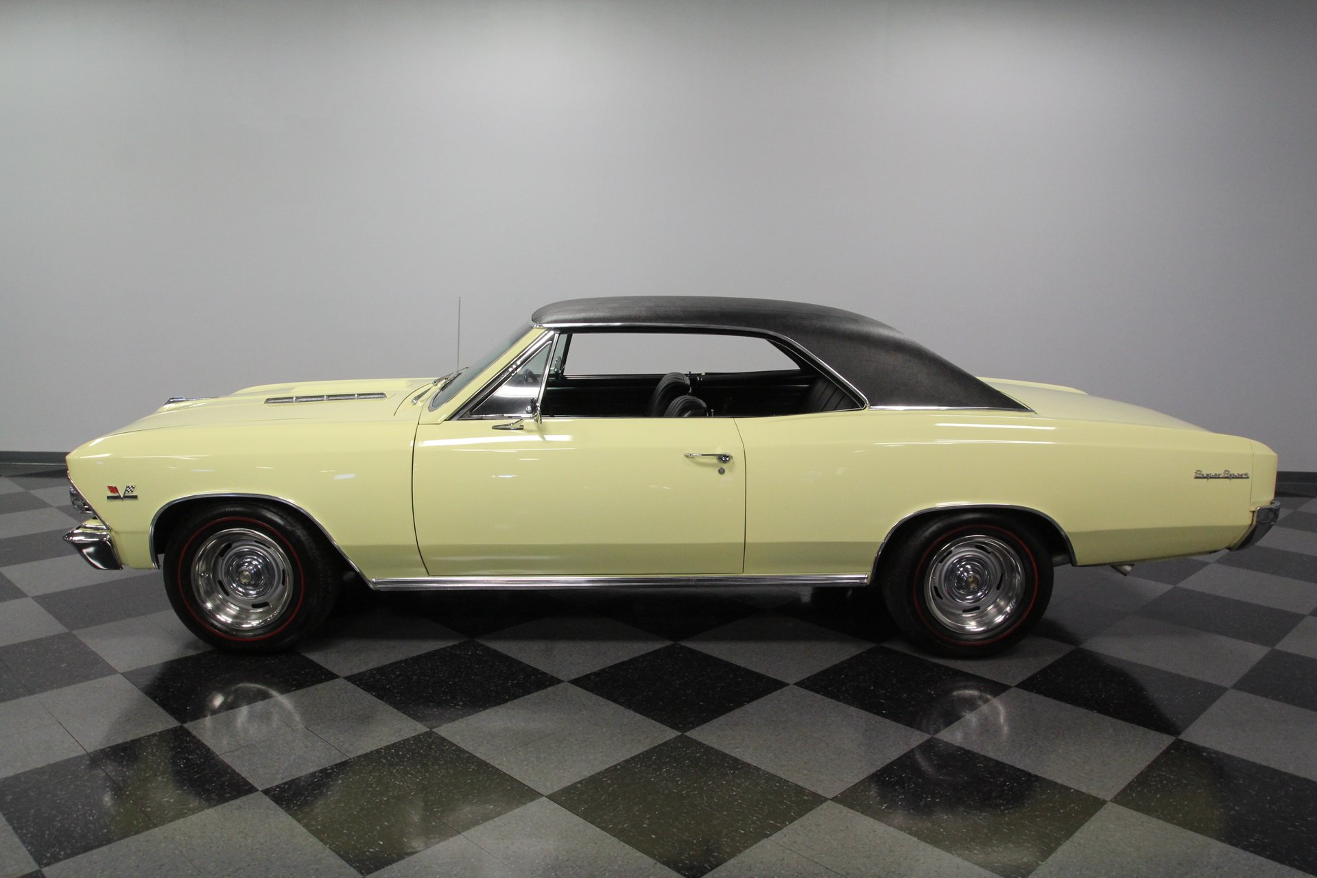 1966 chevrolet chevelle ss 454
