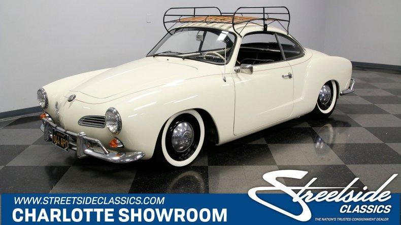 For Sale: 1967 Volkswagen Karmann Ghia