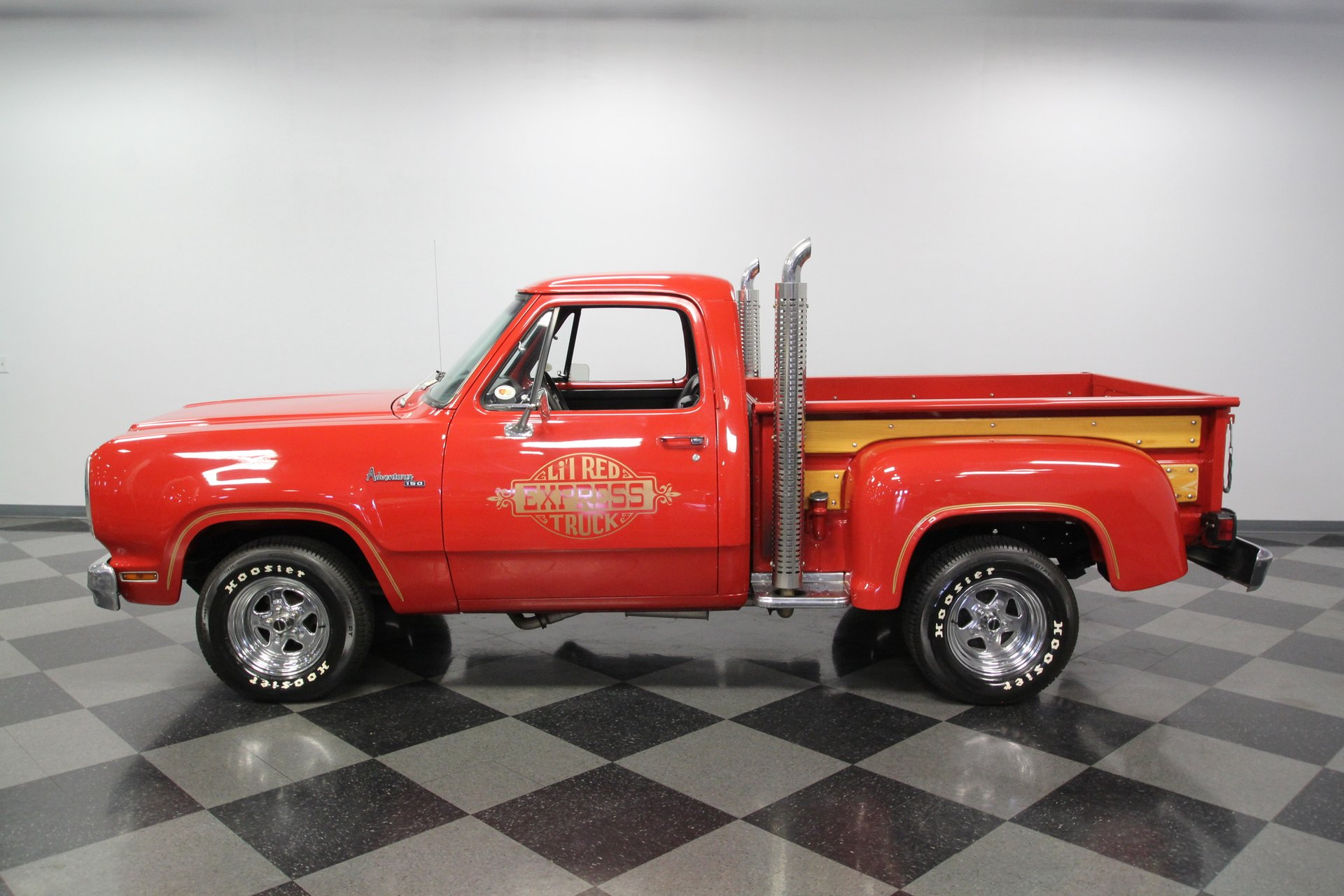 1979 dodge lil red express adventurer d10