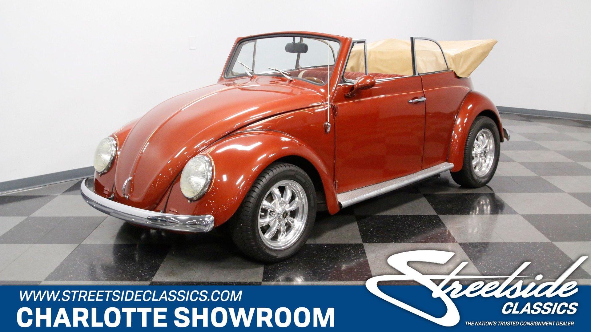 1977 volkswagen beetle convertible