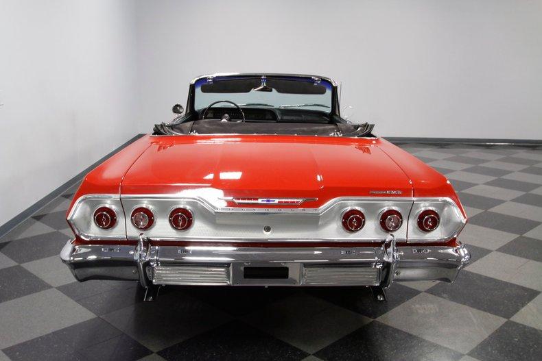 1963 Chevrolet Impala 33