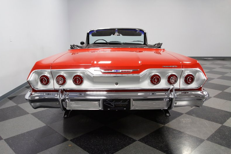 1963 Chevrolet Impala 11
