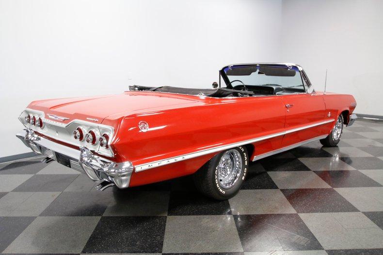 1963 Chevrolet Impala 13