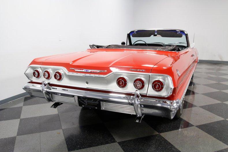 1963 Chevrolet Impala 12