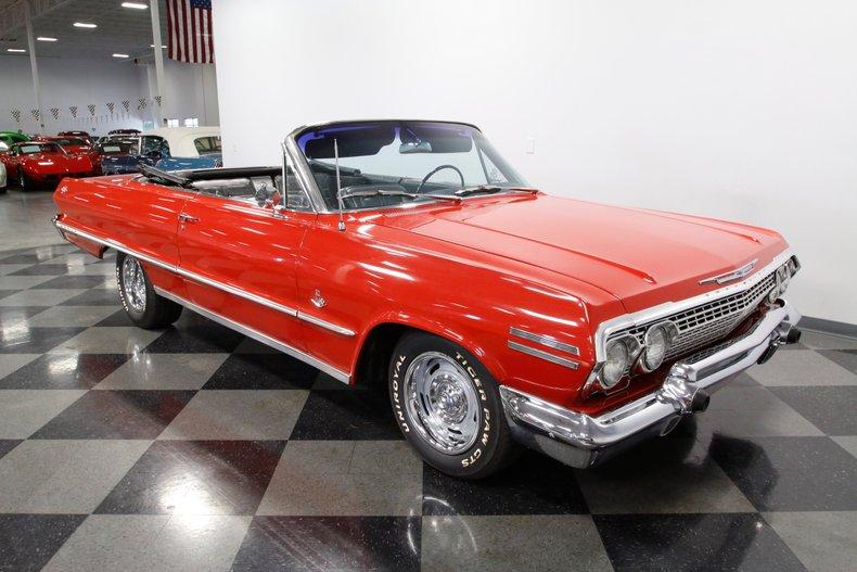 1963 Chevrolet Impala 17