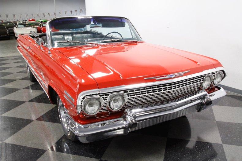 1963 Chevrolet Impala 18