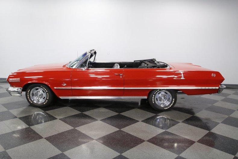 1963 Chevrolet Impala 27