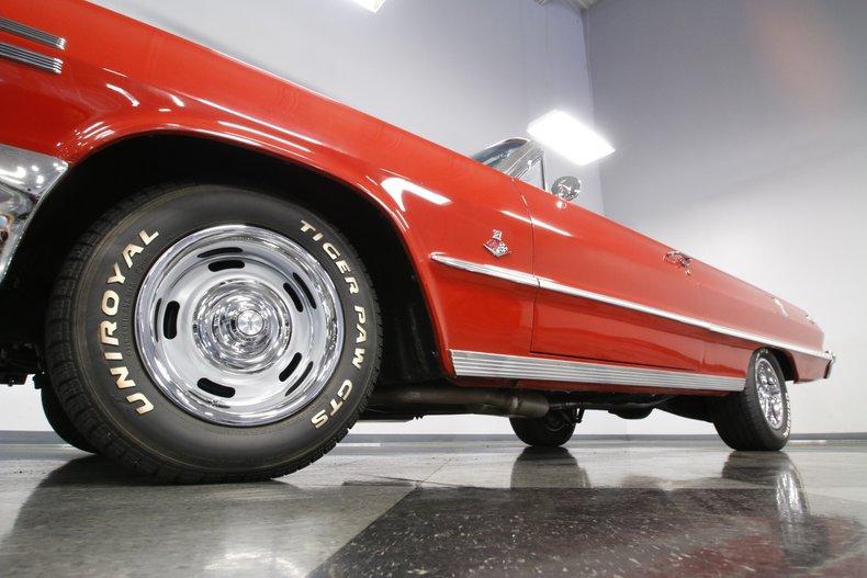 1963 Chevrolet Impala 26