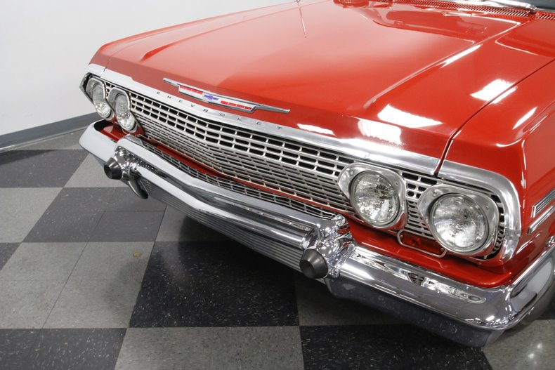 1963 Chevrolet Impala 25