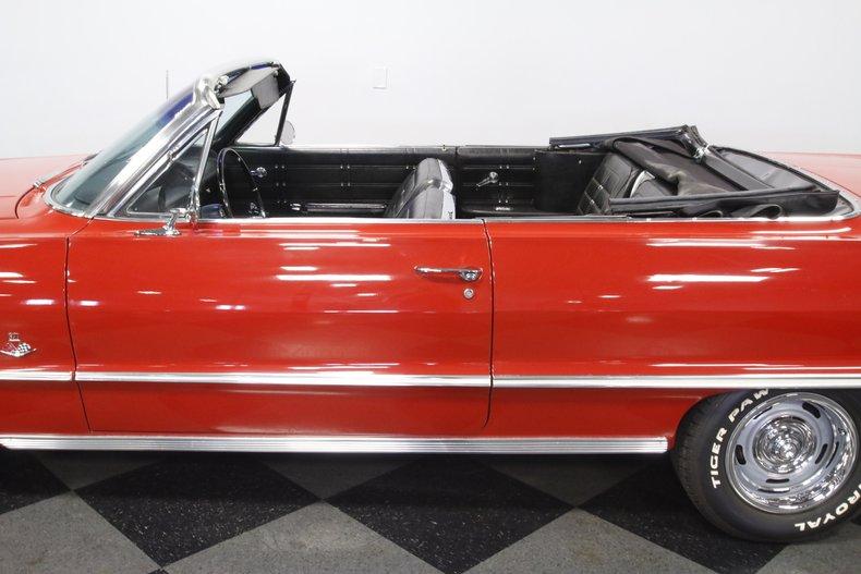 1963 Chevrolet Impala 29
