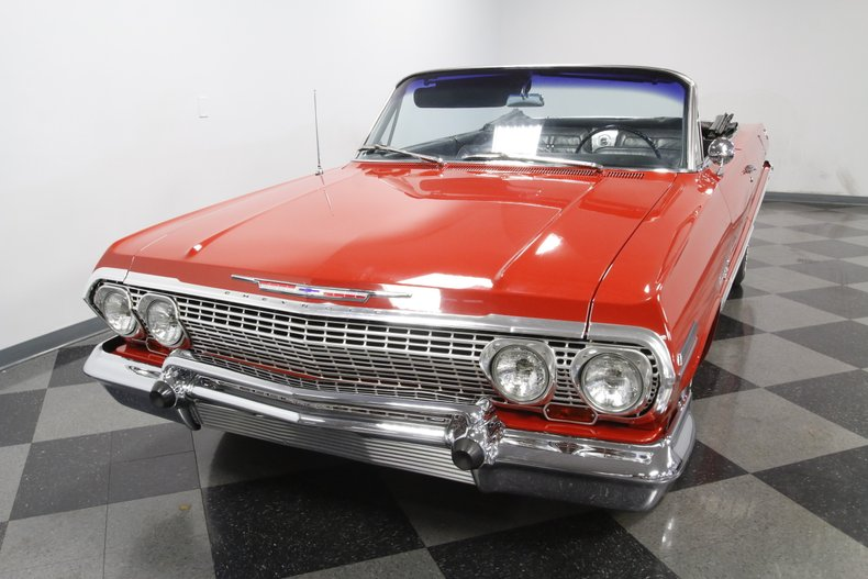 1963 Chevrolet Impala 20