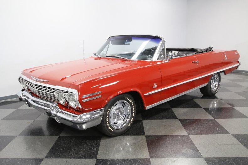 1963 Chevrolet Impala 5