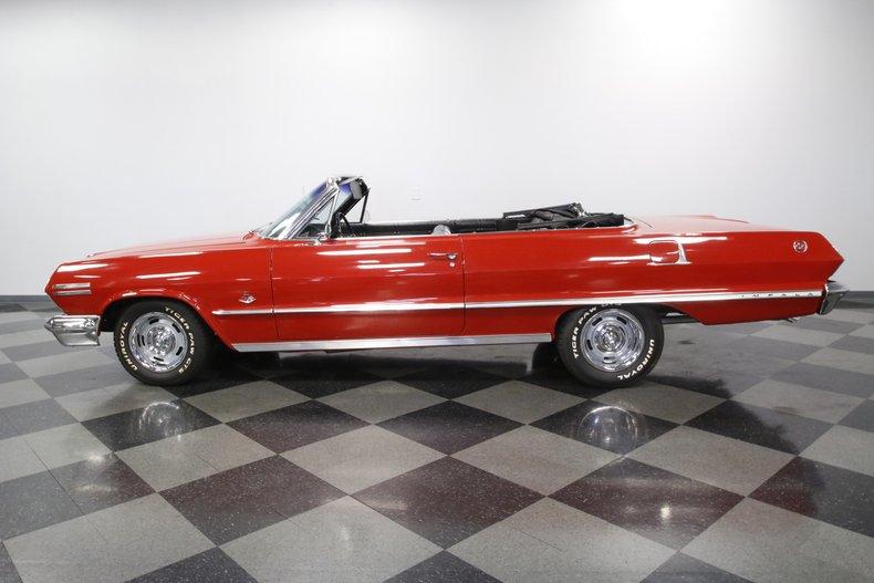 1963 Chevrolet Impala 7