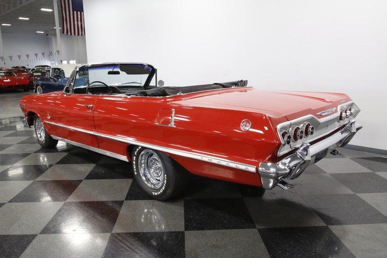 1963 Chevrolet Impala 9