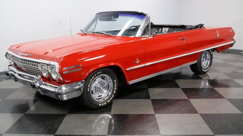 1963 Chevrolet Impala 21