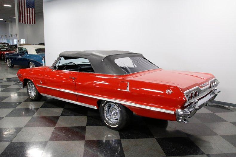 1963 Chevrolet Impala 24