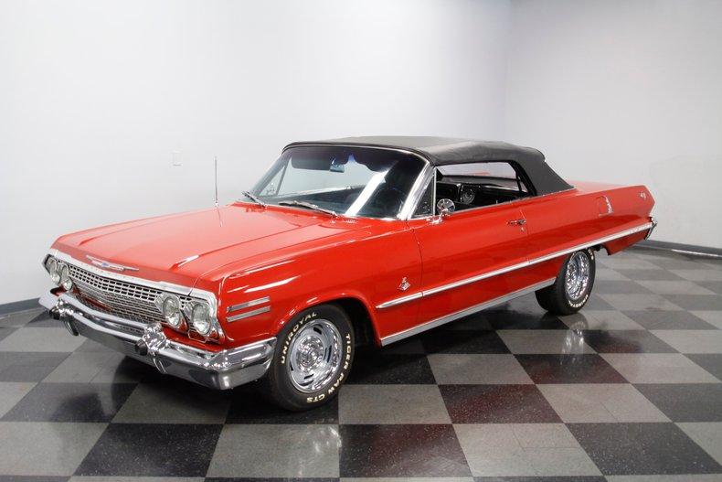 1963 Chevrolet Impala 22