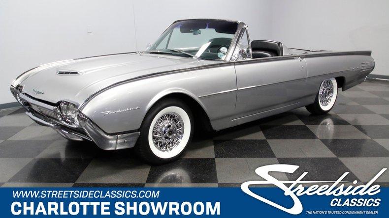 For Sale: 1961 Ford Thunderbird