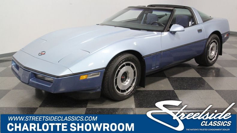 For Sale: 1985 Chevrolet Corvette