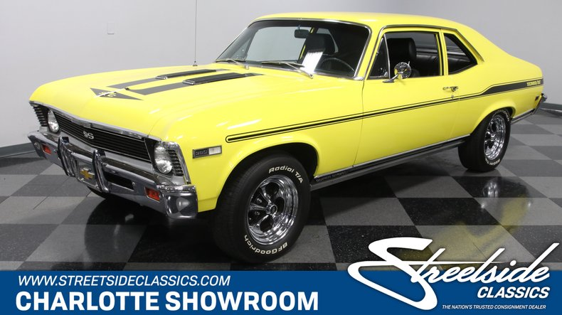 For Sale: 1968 Chevrolet Nova