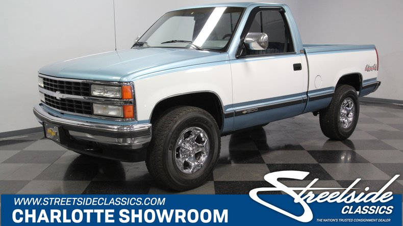 For Sale: 1990 Chevrolet C/K 1500