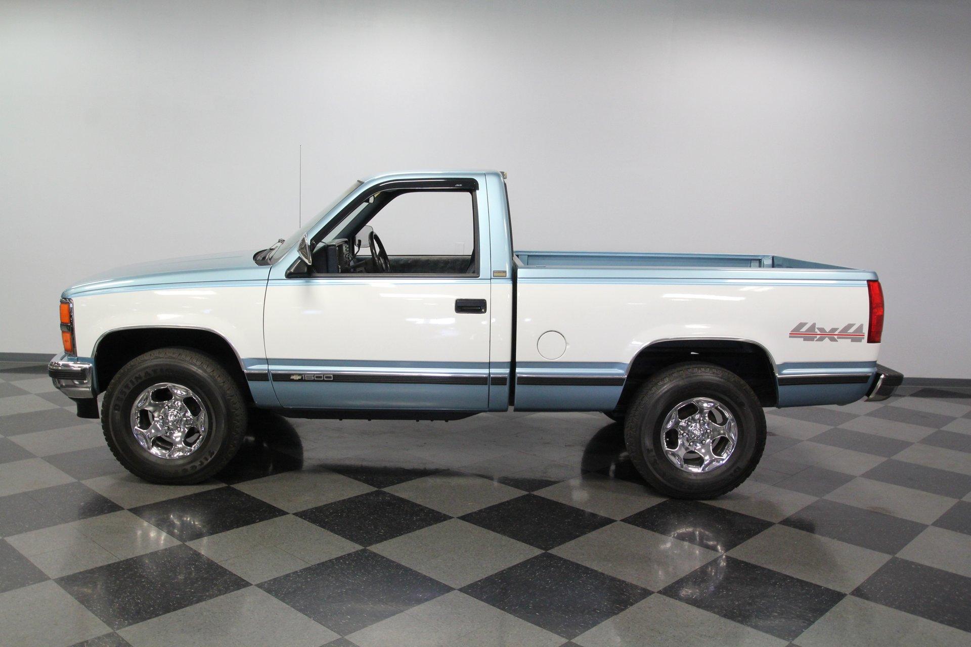 1990 chevrolet c k 1500 4x4