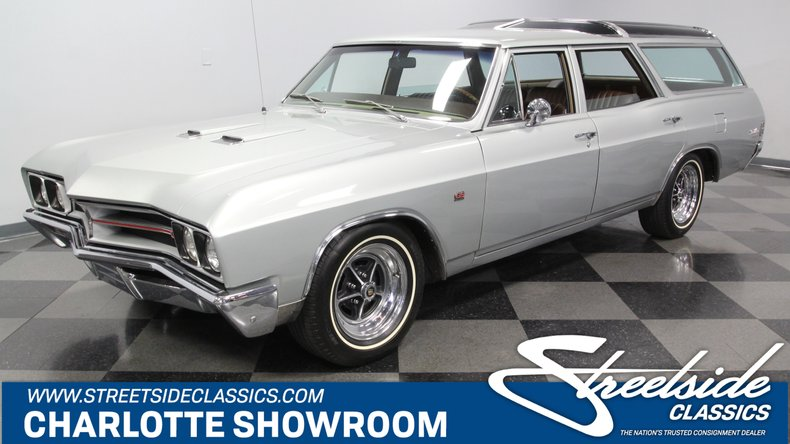 For Sale: 1967 Buick Sportwagon