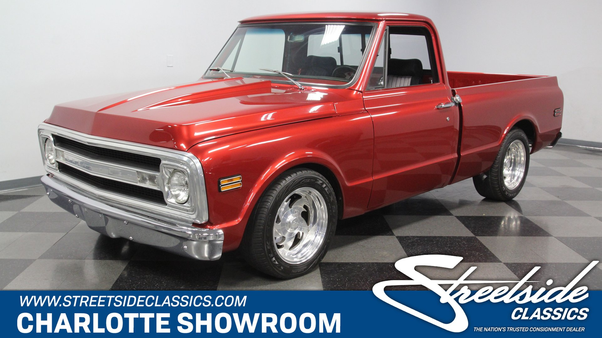 1969 chevrolet c10 restomod