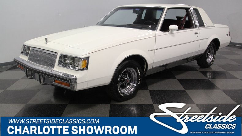 For Sale: 1986 Buick Regal