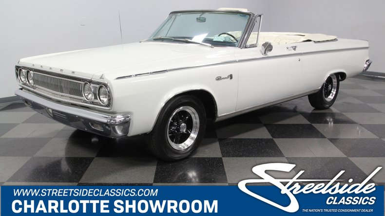 For Sale: 1965 Dodge Coronet