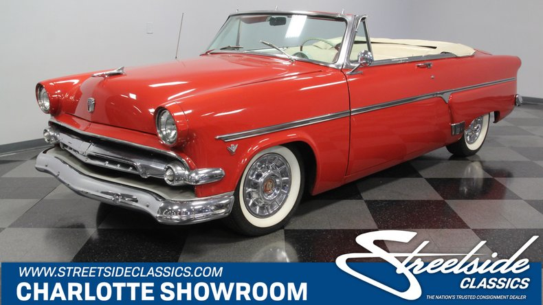 1954 Ford Sunliner For Sale