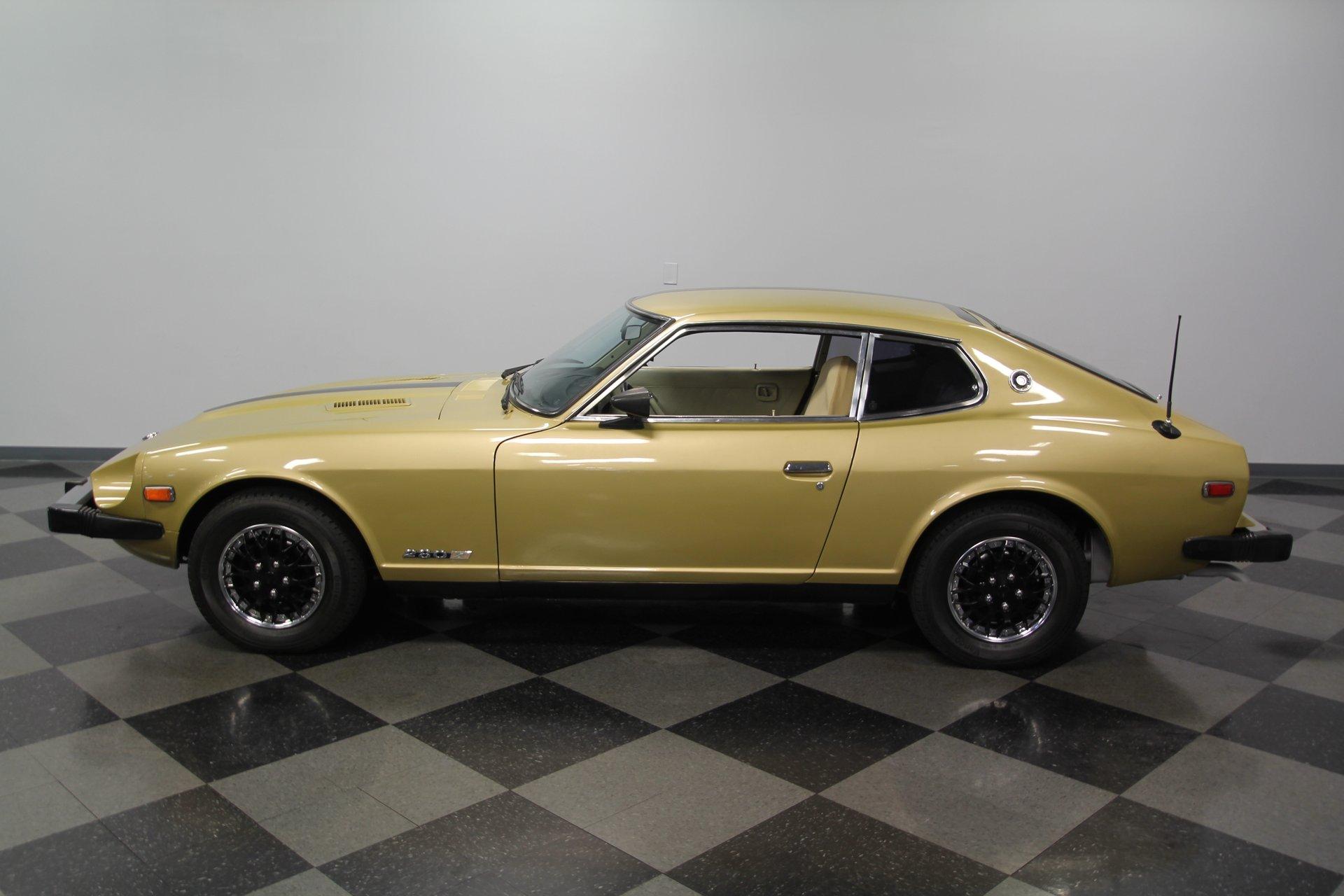 1978 datsun 280z 2 2