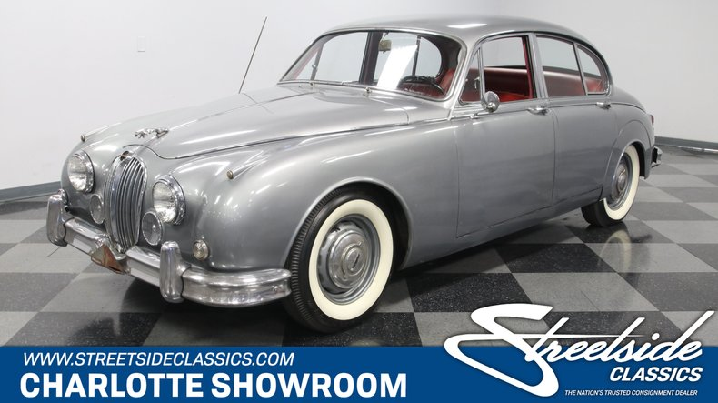 For Sale: 1960 Jaguar Mark II
