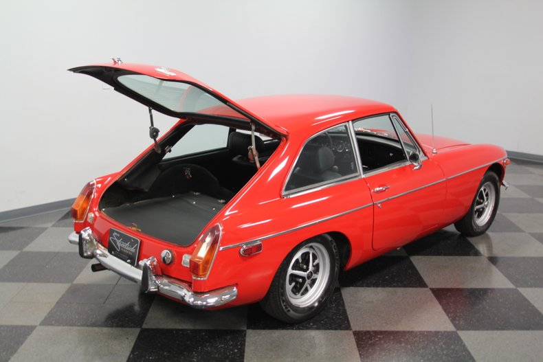 1973 MG MGB 39