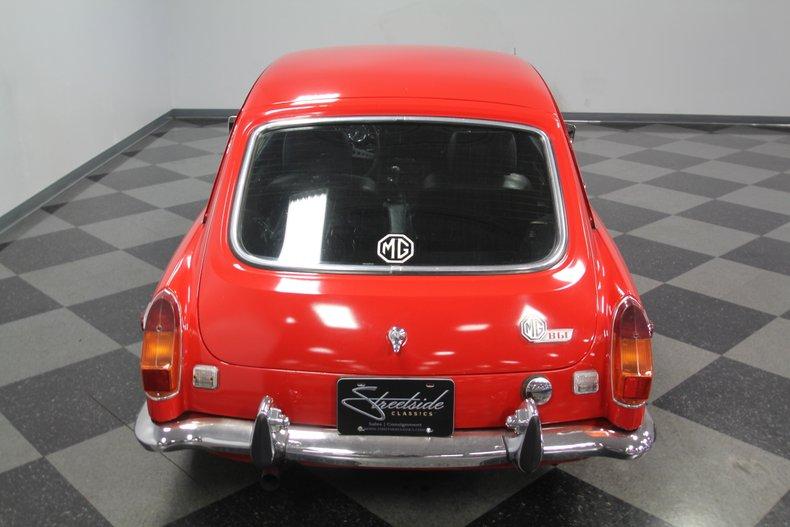 1973 MG MGB 28