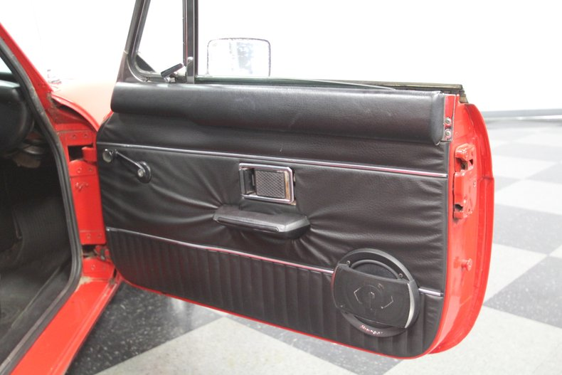 1973 MG MGB 59