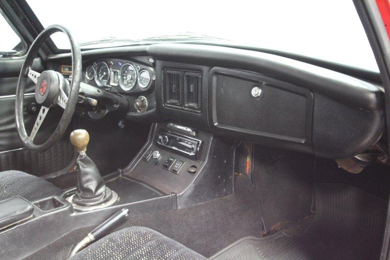 1973 MG MGB 56